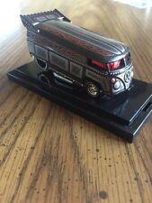 2012 Liberty Promotions Hot Wheels Hot Streak Vw Bus Rebel Run 156/250