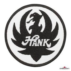 Hank Williams Jr. Patch, Bocephus Album Emblem, Country Music Embroidered IronOn