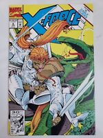 X-FORCE #6 (1991) MARVEL COMICS CABLE! DEADPOOL!! ROB LIEFELD ART! 1ST PRINT!