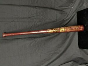2002 Baseball Hall Of Fame Induction Bat Engraved LE SPECIAL Edition OZZIE SMITH