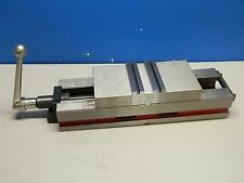 "Interstate 428-1260 Double Direction Precision CNC Machine Vise 6-1/4"" Jaw Width"