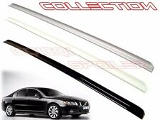 Painted Volvo 08~15 S80 Sedan Trunk Lip Spoiler All Color ◎