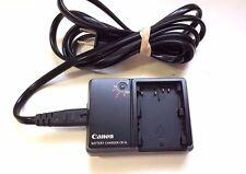 ORIGINAL Canon CB-5L Battery Charger for PowerShot, EOS BP-511 BP-512 BP-511A +