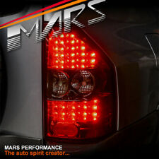 Smoked Red LED Tail lights for MITSUBISHI PAJERO 2000-2006 NM NP Taillight