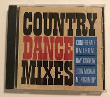 Country Dance Mixes by Various Artists CD