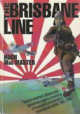 SCARCE WW2 Brisbane Line Japanese Invasion Queensland Military History