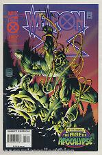 Weapon X #3 1995 Age of Apocalypse Wolverine Adam Kubert Marvel Comics