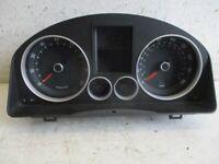 Tachometer Kombiinstrument Tacho Kombiinstrument MP/H + KM/H VW  GOLF V (1K1) 2.