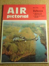 AIR PICTORIAL - ARMY GAZELLE - May 1986 Vol 38 # 5