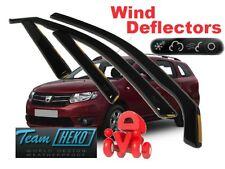 DACIA LOGAN - MCV  2013 -  5.doors  Wind deflectors 4.pc set HEKO 13114