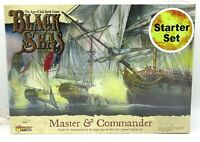 Black Seas 791510001 Master & Commander (Starter Set) Age of Sail Warlord Games