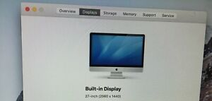 """Apple iMac 27"""" A1312 2009 2010 2011 PSU Power Supply 310W ADP-310AF 614-0476"""