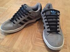 Adidas Varial ST GRAU Gr. 8 1/2 (US) 8 (UK) Turnschuh/Sneaker
