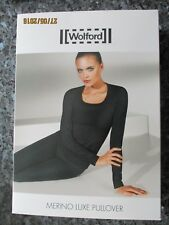 Wolford Mérinos Luxe Pull L 44,46 tombe en panne comme 42/44