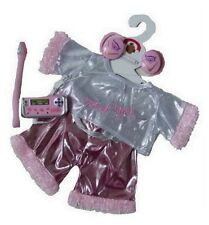 Teddy Bear Clothes fit Build a Bear Teddies Rock Star Outfit and FREE FAULTY MP3