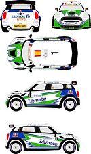 1/43 Decal Mini JCW S2000 #1Tour de Corse 2012