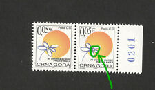 MONTENEGRO-PAIR- ENGRAVER - TAX STAMP , FIGHT AGAINST CANCER-2002.