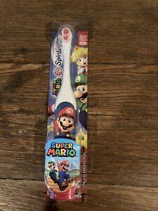 Arm &; Hammer Kid's Spinbrush Super Mario Powered Toothbrush, 1 count