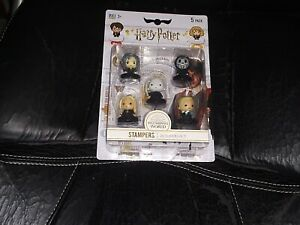 Wizarding World of Harry Potter Stampers Pack Figures -Voldemorts Villians