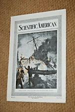 May 26, 1917 Scientific American Magazine Boarding the Enemy English Cannel WWI