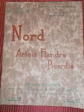 livre - catalogue - NORD Artois Flandre Picardie (ref 27)