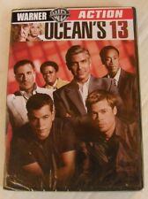 DVD OCEAN'S 13 - George CLOONEY / Brad PITT / Matt DAMON - NEUF