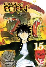 manga GP MANGA CAGE OF EDEN NUMERO 15