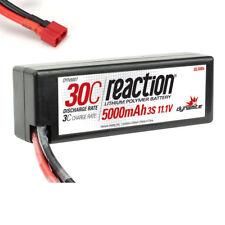 Dynamite Reaction 11.1v 11.1 5000mah 3S 30C LIPO Battery Dean Ultra T DYN9007D