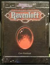 Sword & Sorcery Ravenloft Core Rulebook d20 D&D   White Wolf