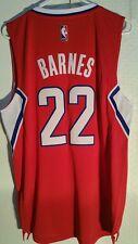 Adidas Swingman 2014-15 NBA Jersey Los Angeles Clippers Matt Barnes Red sz XL