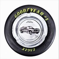 1969 Boss 302 Mustang Goodyear Tire Ashtray 1969 Boss 302 Mustang Goodyear Tire