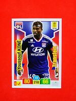 Carte Panini ADRENALYN XL Ligue 1 2019 - 2020 YOUSSOUF KONE OL Lyon