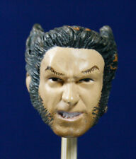 MARVEL LEGENDS TOYBIZ X-MEN MOVIE WOLVERINE / LOGAN  FACTORY PAINTED HEAD LOOSE