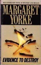 Evidence to Destroy-Margaret Yorke