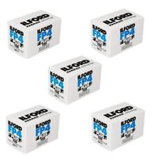 New Ilford FP4 Plus 24exp (5 Rolls) - Fresh Stock