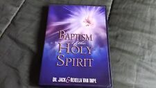 baptism of the holy spirit dr jack & rexella van impe dvd very good condition