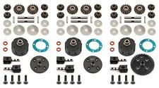 Associated Electrics - RC8B3 V2 Differential Set, Front, Center, and Rear