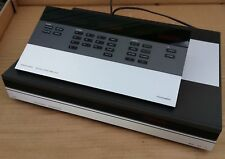 BeoMaster 5000 Amplifier Receiver Bang Olufsen B&O and MCP Type 2323 USA VOLTAGE