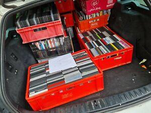 200 DVD`s, Blockbuster DVD Sammlung, Paket, Konvolut (gemischte Genre)