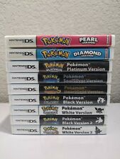 Replacement Case for Pokemon Nintendo DS Titles
