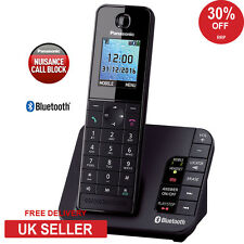 Panasonic KX-TGH260 Link2Mobile DECT Cordless Phone - Answerphone & Bluetooth
