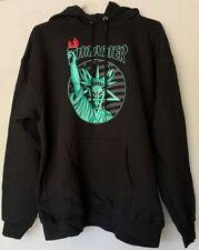 Thrasher Magazine, men's hoodie sweatshirt, black, Medium (38/40)