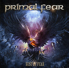 Primal Fear Best of Fear 2cd Compilation 2017