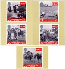 GB PHQ CARDS MINT NO. 162 1994 D-DAY WWII 6TH JUNE 1944  10% OFF 5+