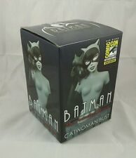 SDCC 2015 Batman The Animated Series ALMOST GOT 'IM Catwoman B&W Resin Bust #431