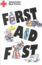 First Aid Fast American Red Cross Paperback