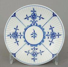 (MT242) Meissen Tellerchen gebrochener Stab Strohblume; D=10,5 cm
