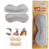 Heel Liner Self Adhesive Soft Protector Unisex Sticky Pad Shoe Foot Comfort Grip