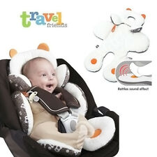 Baby Safe Car Seat Pram Pushchair Stroller Safety Children Soft Cushion Pads