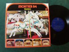 Big Fair organ TEUGELS Bros Walem 84 MORTIER - N° 2 - LP Belgium OMEGA LPX 462